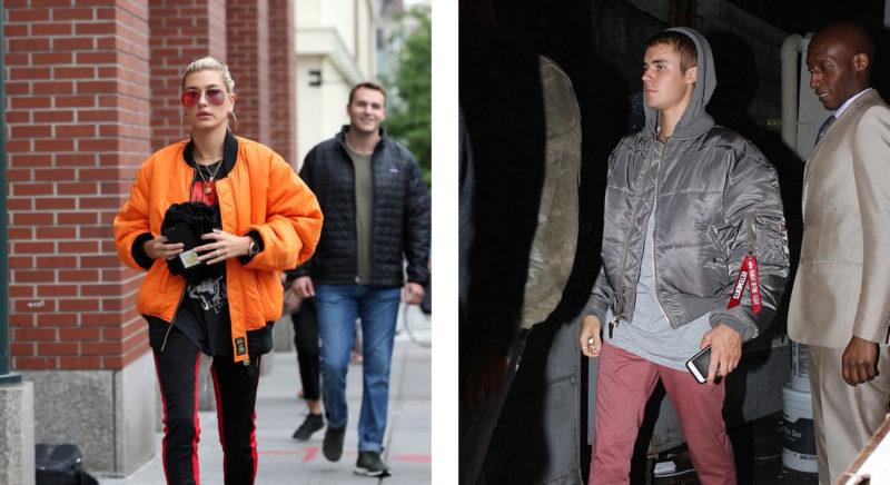 Hailey Bieber & Justin Bieber
