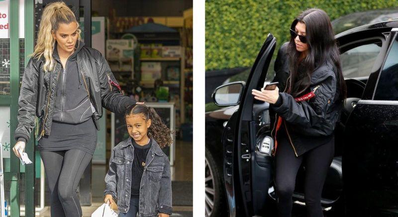 Khole Kardashian & Kourtney Kardashian